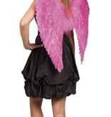 Engelen Vleugels Roze 65cm