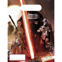 Star Wars The Force Awakens Uitdeelzakjes 6 stuks