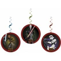 Star Wars Rebels Hangdecoratie 70cm 3 stuks