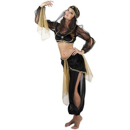 Buikdanseres Kostuum