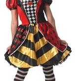 Alice in Wonderland Jurk Hartenkoningin™