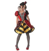 Alice in Wonderland Jurk Hartenkoningin™