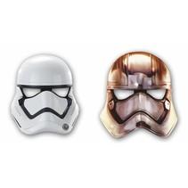 Star Wars Maskers Stormtrooper 6 stuks