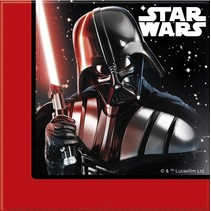 Star Wars Servetten 20 stuks