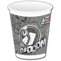Avengers Bekers Thor 200ml 8 stuks