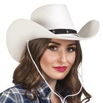 Cowboyhoed Wit