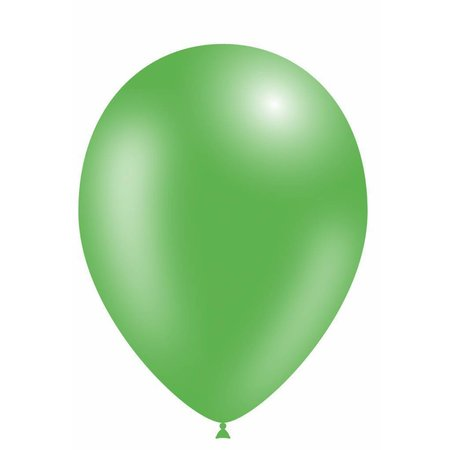 Groene Ballonnen Metallic 30cm 50 stuks