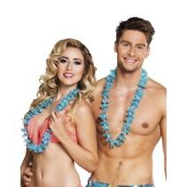 Hawaii Kransen Set Turquoise 25 stuks