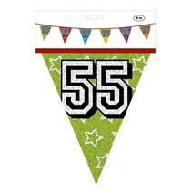 Slingers 55 Jaar Glitter 8 meter