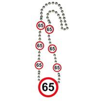 Ketting 65 Jaar Verkeersbord