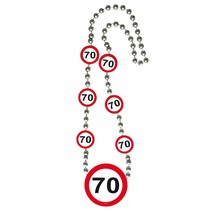 Ketting 70 Jaar Verkeersbord