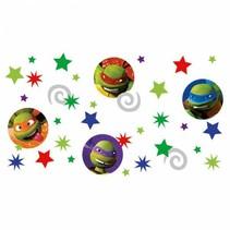 Ninja Turtles Confetti 34 gram