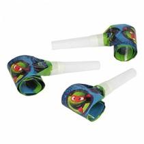 Ninja Turtles Roltongen 8 stuks