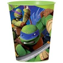 Ninja Turtles Beker Deluxe 473ml