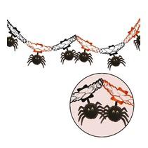 Halloween Slinger Spin met onderhangers 2 meter