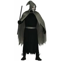 Halloween Kostuum Grim Reaper Deluxe M/L