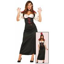 Halloween Kostuum Dames Vampier Deluxe