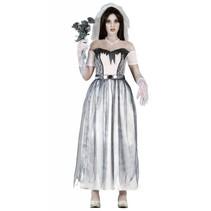 Halloween Kostuum Dames Bruid Geest