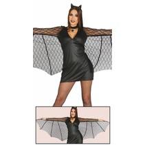 Halloween Kostuum Dames Vleermuis