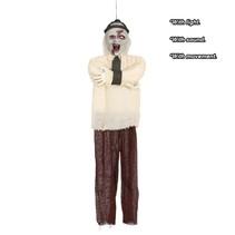 Halloween Pop Blikseminslag met licht, geluid en beweging 90cm