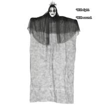 Halloween Pop Vampier met licht en geluid 170cm