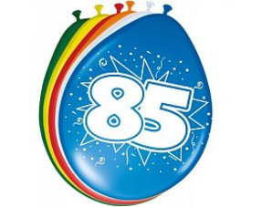 85 Jaar Versiering