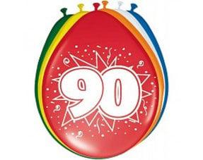 90 Jaar Versiering