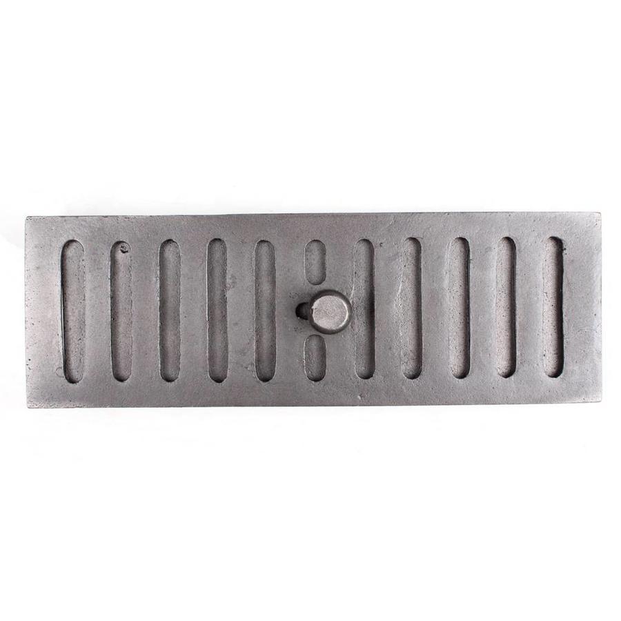 Gietijzeren ventilatierooster 230 x 80mm