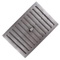 Gietijzeren ventilatierooster 230 x 160mm