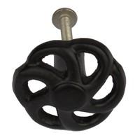 Gietijzeren meubelknop deco - KG0503