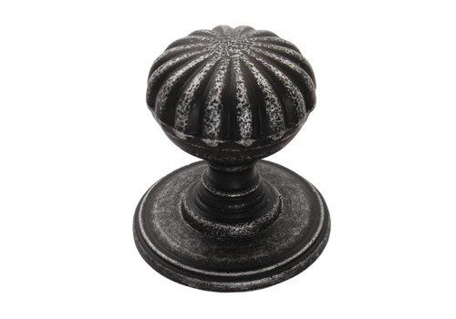 Fingertip Kastdeurknop 32mm - bloem