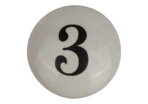 Meubelknop nummer 3