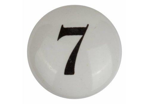 Meubelknop nummer 7