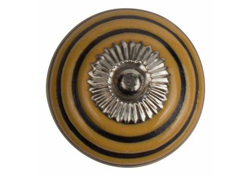 Meubelknop reliëf deco CK5501