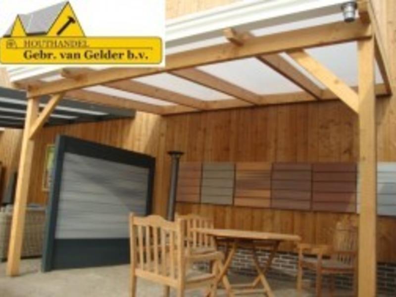 Douglas veranda 500x400cm (5x4m)