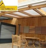 Van Gelder Hout Douglas Veranda 400x250cm (4x2.5m)