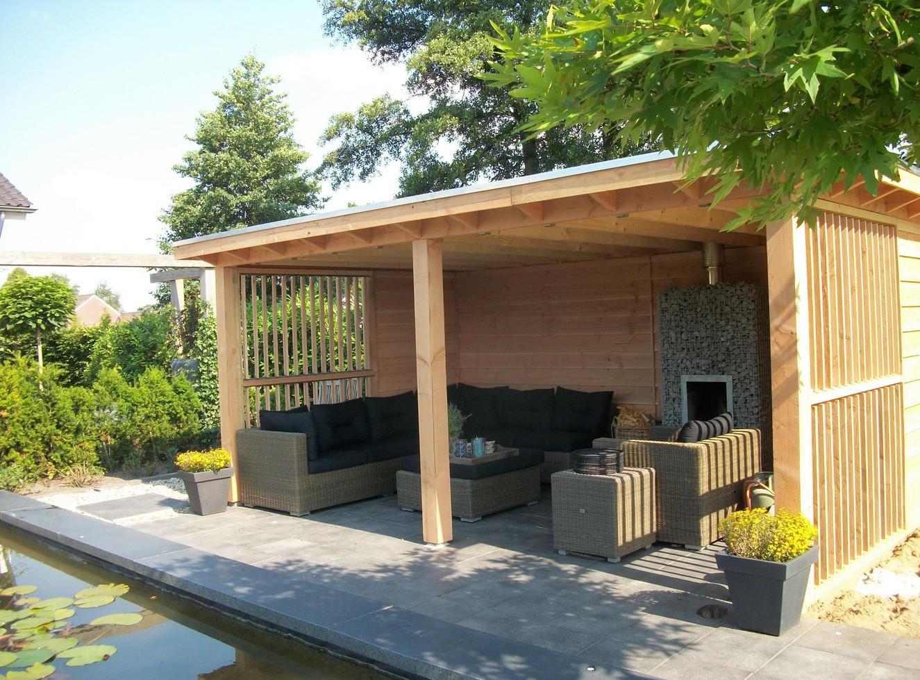 Veranda en overkapping op maat laten maken houthandel van gelder - Veranda decoratie ...