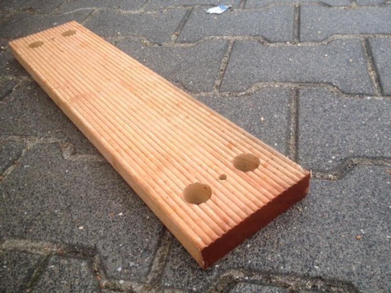 Van Gelder Hout Hardhouten planken