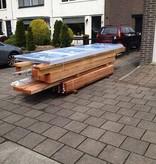 Van Gelder Hout Douglas Veranda 300x400cm (3x4m)