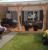 Van Gelder Hout Douglas veranda 500x400cm (5x4m)