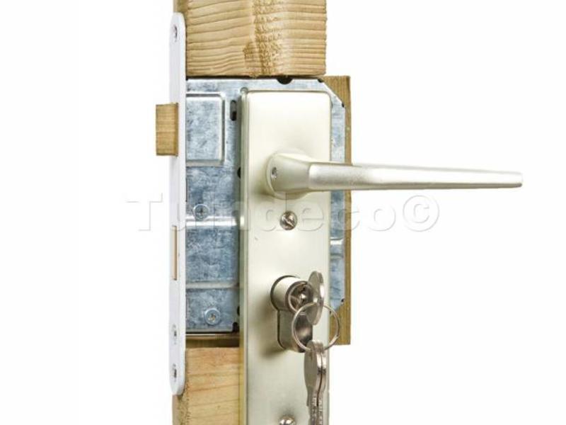Tuindeco Eindplank voor ijzeren deurframe