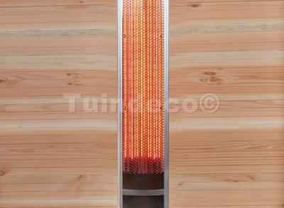 Heater staand model