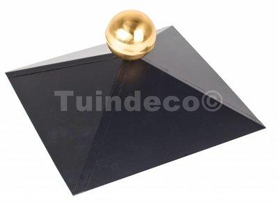 Afdekkap voor vierkant dak