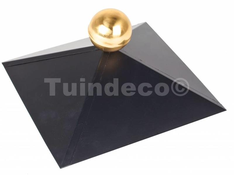 Tuindeco Afdekkap voor vierkant dak