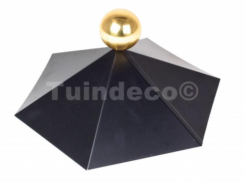 Tuindeco Afdekkap voor zeshoekig dak