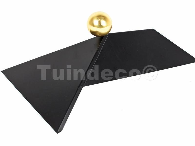 Tuindeco Afdekkap voor rechthoekig dak