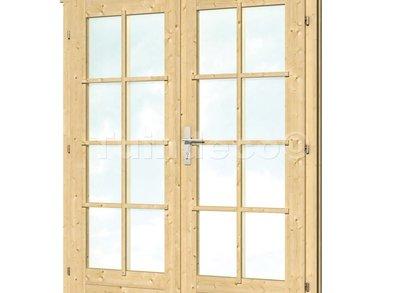 Dubbele deur D2