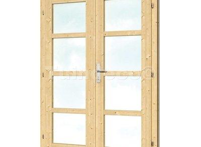 Dubbele deur D1