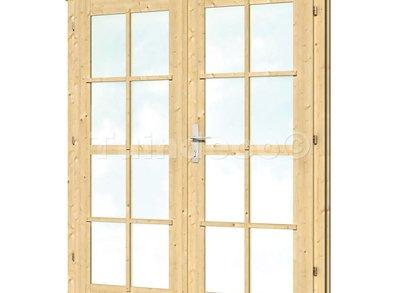 Dubbele deur DL8