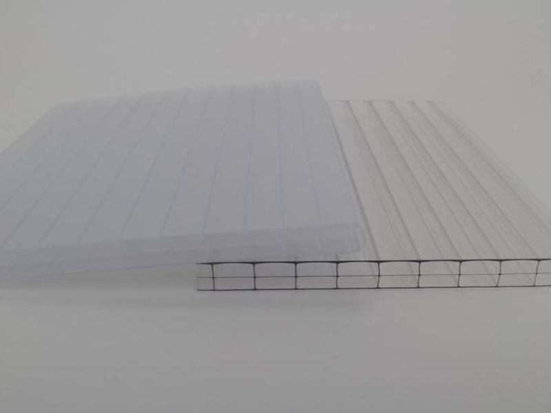 Polycarbonaat Dakplaat Opaal 16mm